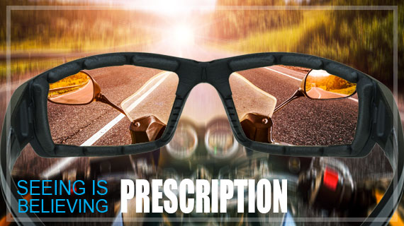 Prescription Motorcycle Sunglasses