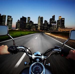 Motorcycle sunglasses, Home