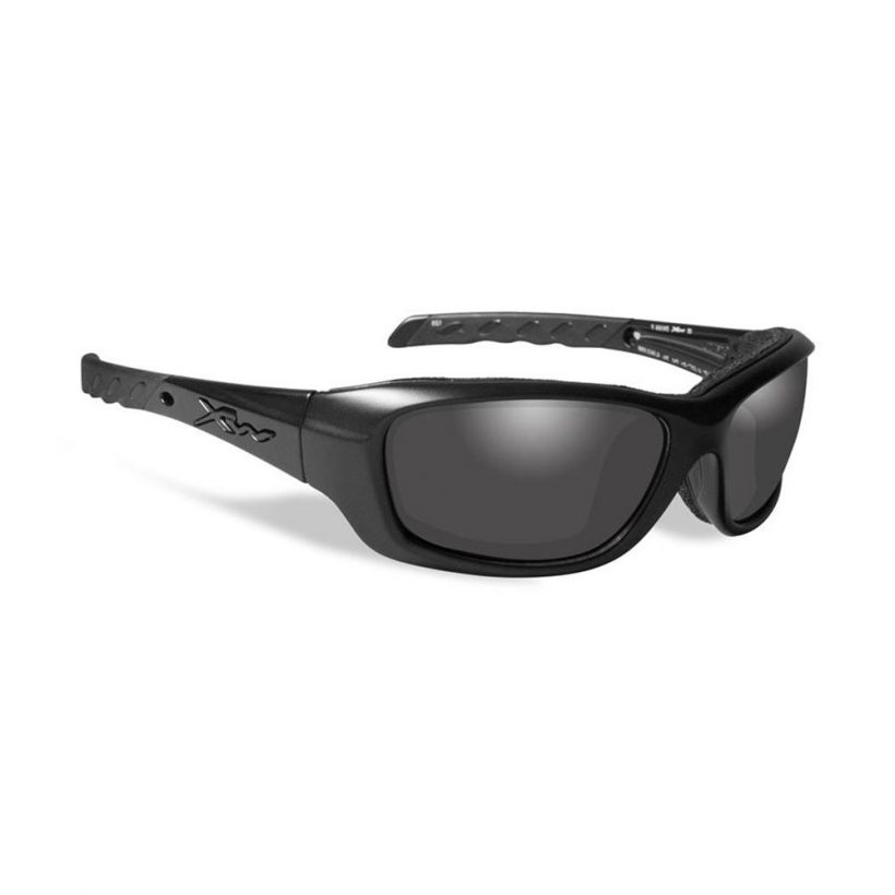 GRAVITY GREY LENS MATTE BLACK FRAME