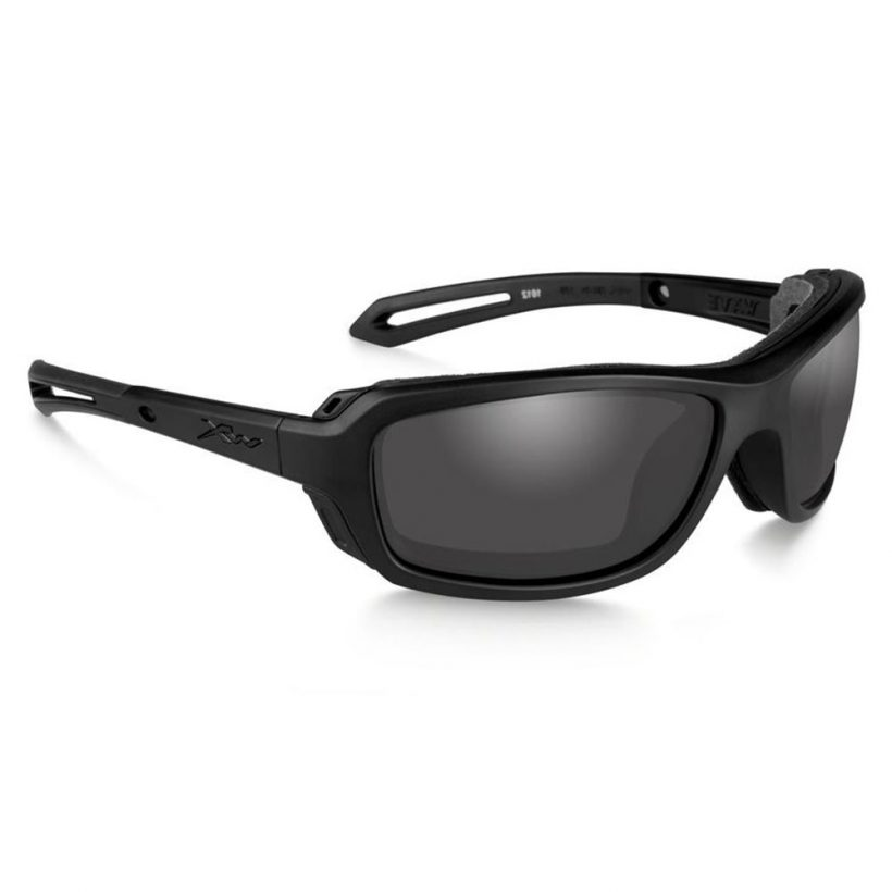 WAVE GREY LENS MATTE BLACK FRAME