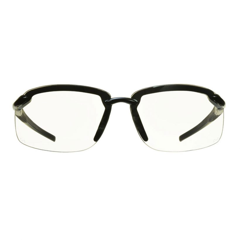 Metric Black Clear Front