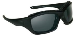 Prescription Motorcycle Sunglasses with Removable Foam Cushion