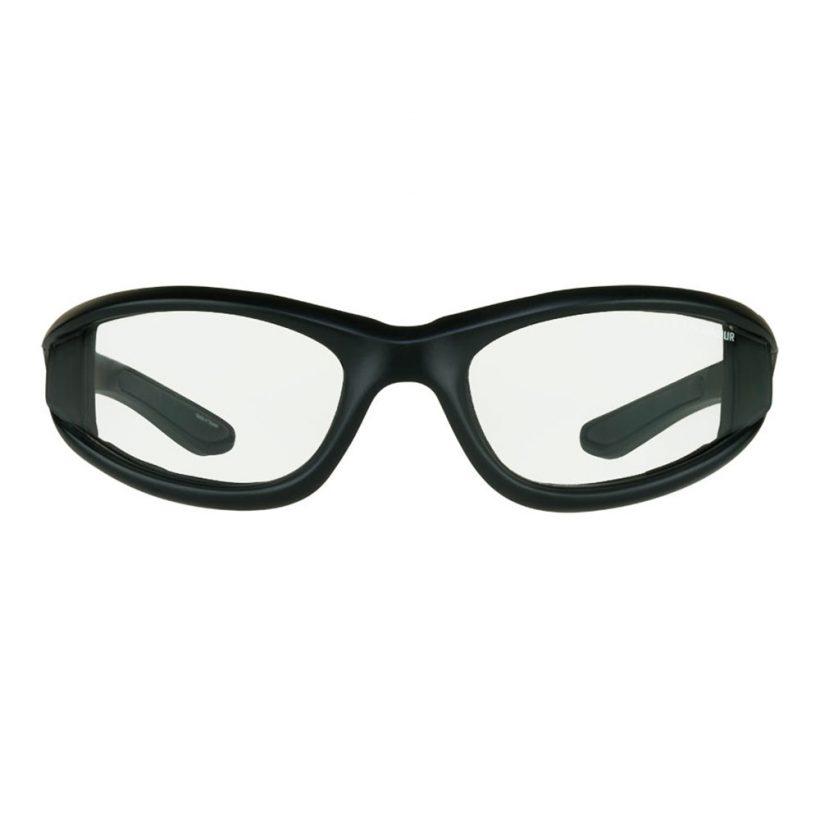 Magnum Black Clear Front